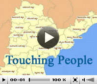 Touching People